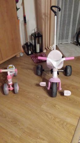 Rowerek dziecięcy  różowy