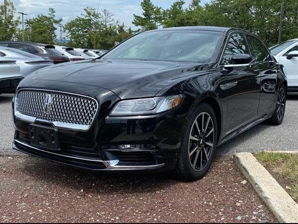 2017 Lincoln Continental Reserve AWD 3.0 V6