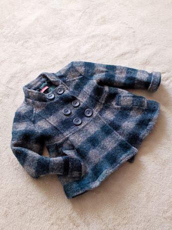 Пальто осеннее 2-4 года