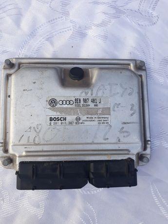 Блок управления двигателем ауди А6 C5 2003 год..(8Е0 907 401J }