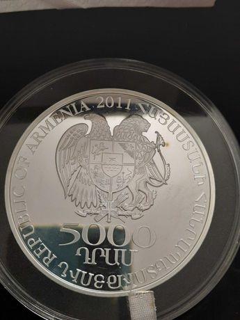 5000 dram 2011 Armenia