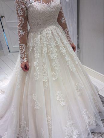 Весільне плаття  фірми Naviblue