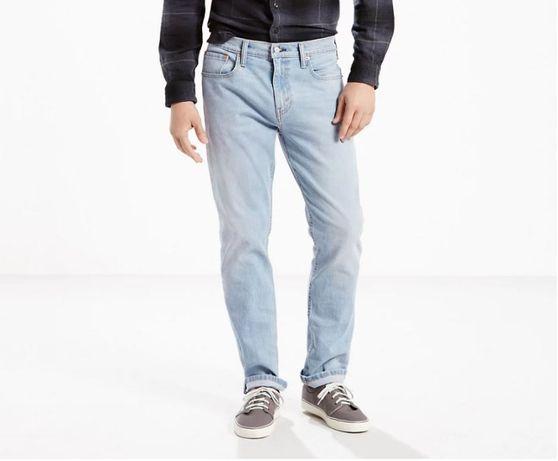 Джинсы Levis 502 Taper Fit Mens Jeans, оригинал