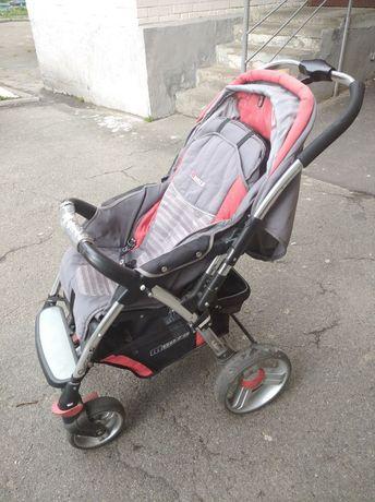 Продам детскую коляску Monza quatro