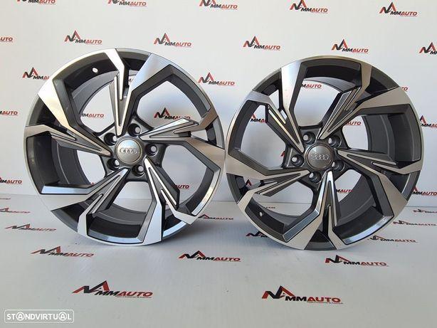 Jantes Audi RS3 2020 Gunmetal 18