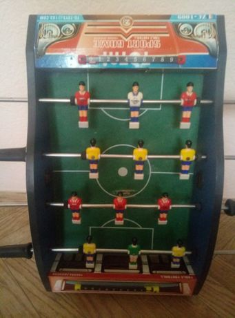 Настільний футбол