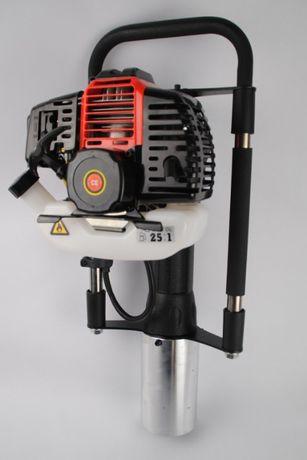 Mini kafar DPD-100 Ø:100mm palownik palownica do drewna, stali 25-50 J