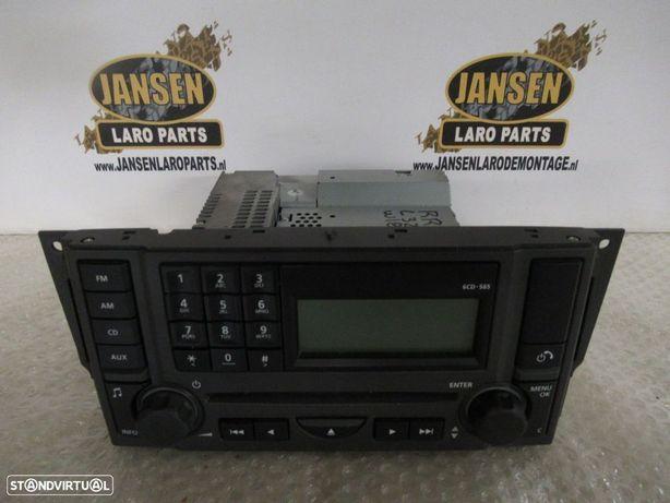 Range Rover Sport Radio vux500500