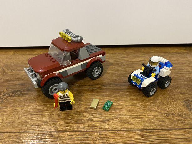 Lego City 4437 Лего полицейская погоня
