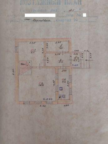 Продам дом в с.Борщёвка