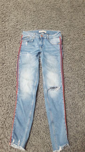 Spodnie Zara rozm. 36