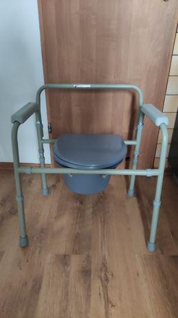 Przenośne krzesło toaletowe