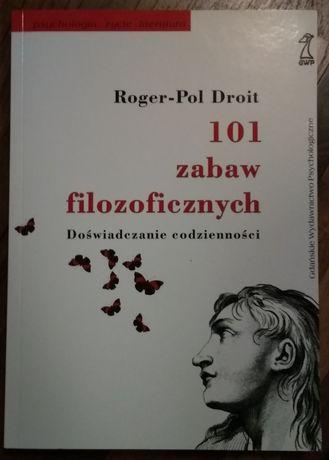 101 zabaw filozoficznych Roger-Pol Droit