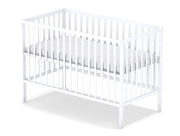 Łóżeczko dziecięce Staś 120x60 + dodatki