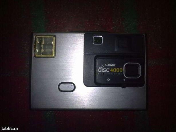 Aparat Kodak Disc 4000