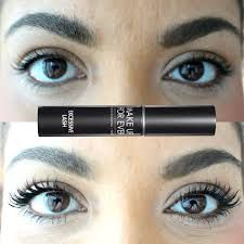 MAKE UP FOREVER Aqua Excessive Lash Tusz Benefit MAC SEPHORA oryg mini