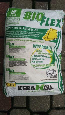 KERAKOLL Bioflex klej żelowy biały C2TE 25kg