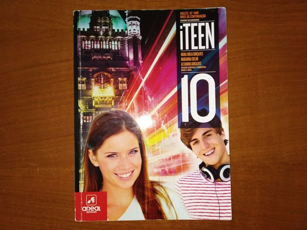 Manual iTeen 10°ano - Areal Editores