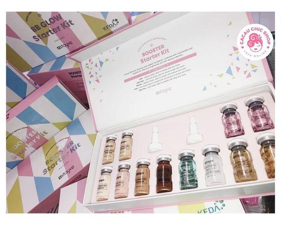 Bb Glow Starter Kit 12pcs Sérum E Pigmentos Bbglow