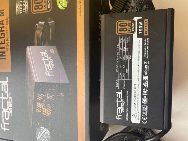 Блок питания Fractal Design Integra M 750w