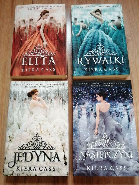 Książki z serii Rywalki