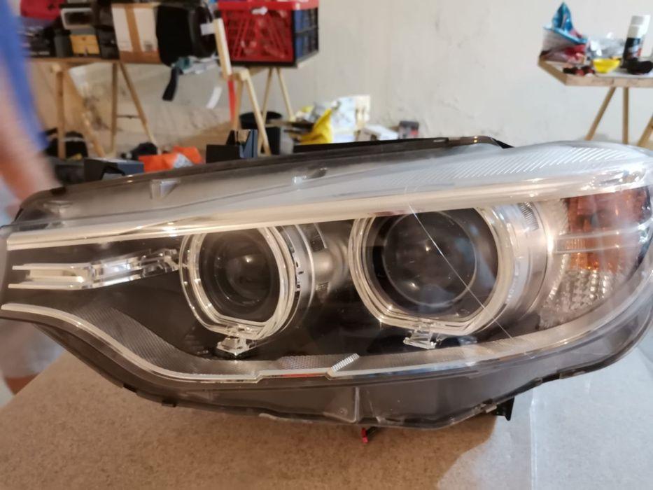 BMW 418D lado esquerdo de 2015 Olivais - imagem 1