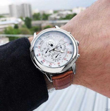 часы, Патек Филипп / мужские, Рatek Рhilippе / наручные, круглая пряжа