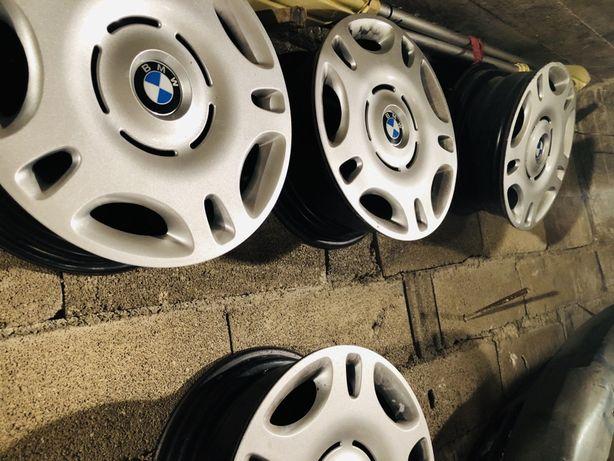 4 jantes de ferro BMW
