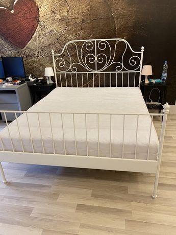 Łóżko Ikea Leirvik 160x200