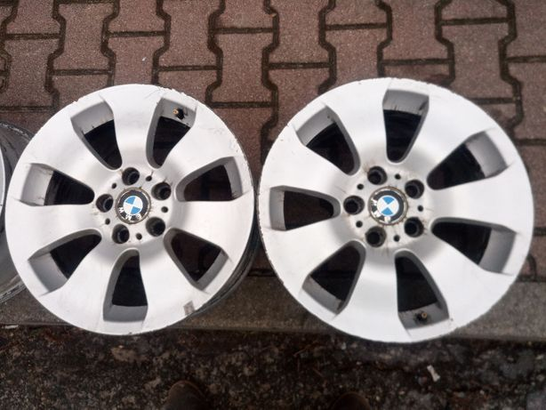 "felgi do bmw BBS ""17"" roztaw śrub 5x120 et 34 orginał made in germany"