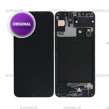 Ecrã LCD + Touch com Frame Samsung Galaxy A30s (SM-A307F) (Original)