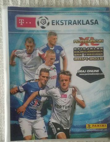 Album pusty Ekstraklasa
