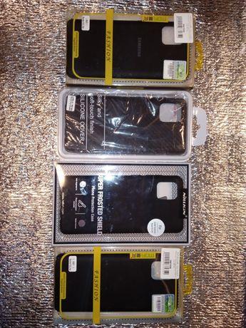 Накладки, чехлы для Samsung Note 10 (N770) Lite (набор из 5 шт.)