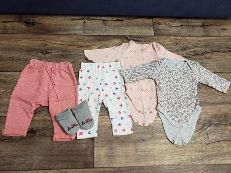 Одежда для девочки 3-6м