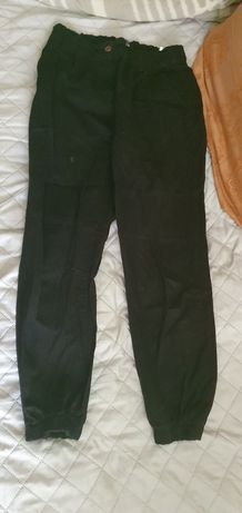 Spodnie jogerry L