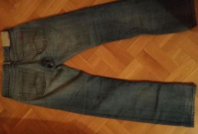 Spodnie Dżinsowe 30/32 Mustang