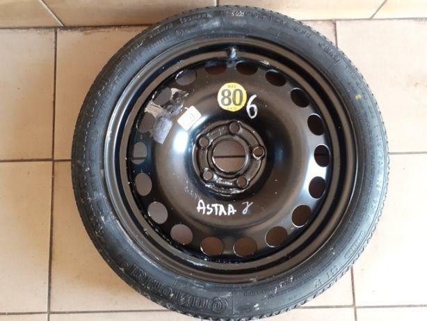 Koło dojazdowe nr 6 Opel Astra J 09-16, 115/70/16