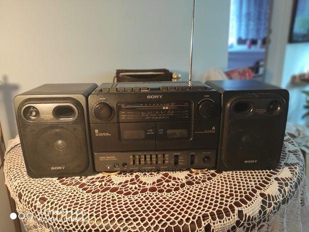 Radio Cassette -Corder ,,Sony,, CFS -W430l
