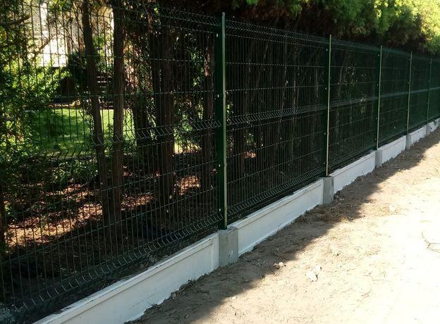 Panel ogrodzeniowy ogrodzenia panelowe z MONTAŻEM cena za metr f5