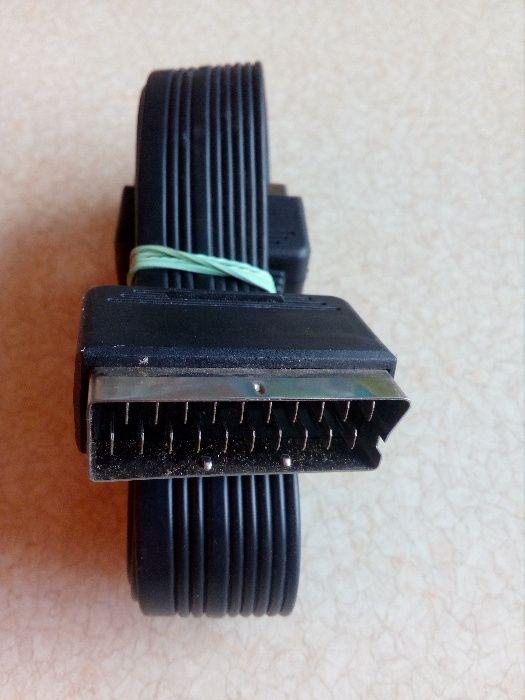 Kabel Euro - Euro, SCART 21PIN Murowaniec - image 1