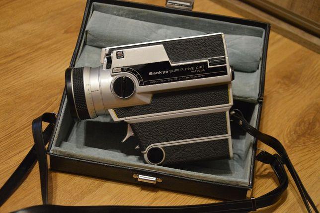 Stara kamera ze Szwecji. SANKYO Super CME 440 Hi Focus