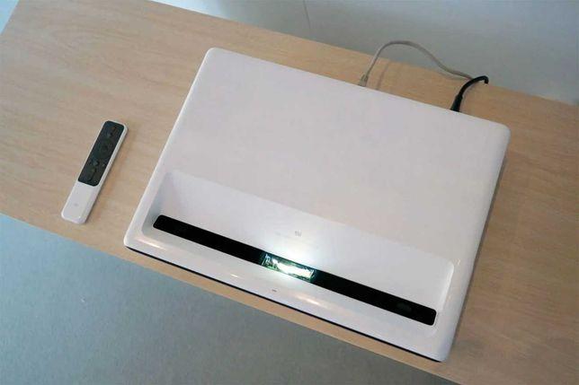 Projetor xiaomi mijia laser 5000 lúmens, versão global