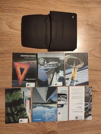 etui książka serwisowa BMW e90