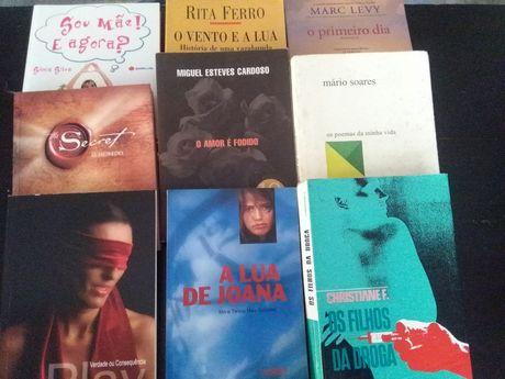 Varios autores, boas obras literárias