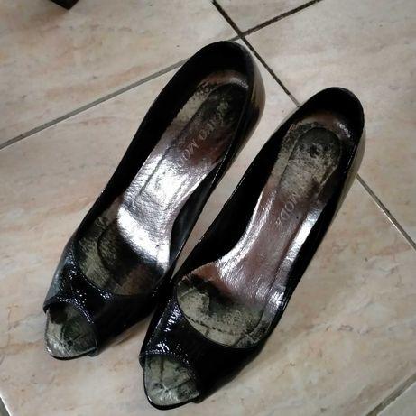 Лакованi туфлi bravo moda 38 розмiр