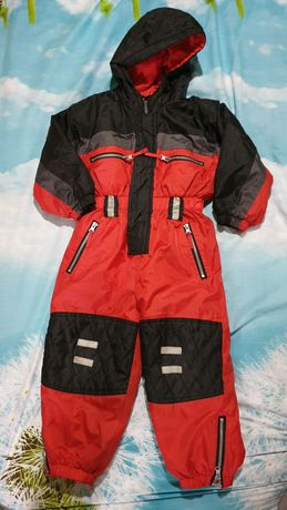 Комбинезон зимний лыжный 92 и 104