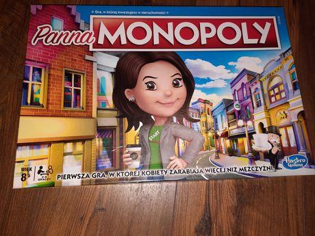 Gra Panna Monopoly Hasbro