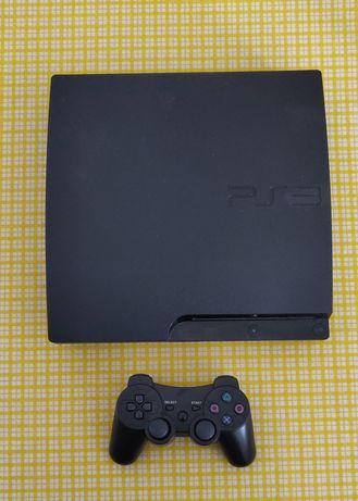 Consola PS3 (160 GB) + 7 jogos