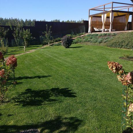 Услуги по уходу за садом, услуги садовника, комплексное обслуживание