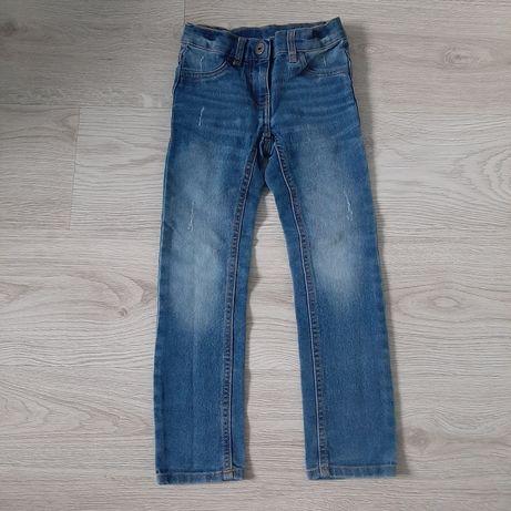 Spodnie dla dziewczynki r 116